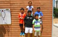 Taller de Santo Domingo crece con torneos de tenis 12