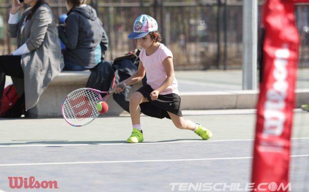 Futuros Para el Tenis fue el anfitrión del Tenis 10 este fin de semana