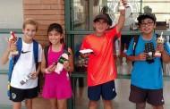 Tercera etapa del Tenis 10 sigue cimentando el futuro del tenis chileno