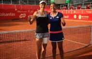 Daniela Seguel ascendió en dobles y singles tras su paso por Bogotá