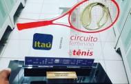 Daniela Seguel campeona de dobles en Sao Paulo