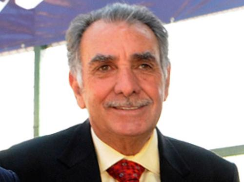 """Sergio Elías: """"No soy candidato a nada. Conmigo no ha hablado nadie, si alguien anda corriendo rumores, mal hecho"""""""