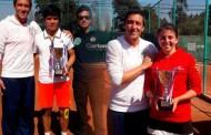 Matías Soto y Fernanda Labraña son los campeones del 1° Open Junior ATV 2016