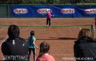 Tenis 10, 12 y 14 en la Federación de Tenis de Chile