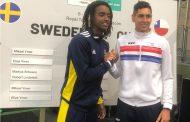 Tabilo vence a Ymer e iguala la serie con Suecia
