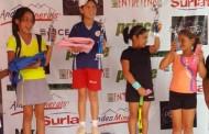 Tenis 10 y 12: Talca cierra el año con extraordinario torneo