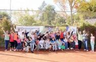 Se estrena el primer taller para discapacitados en Concón: tenis inclusivo y gratuito