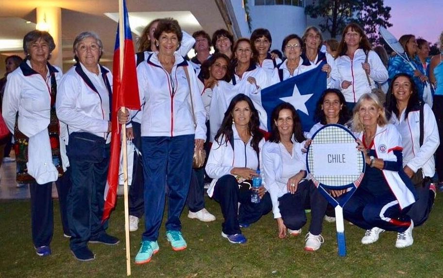 El tenis senior femenino y su crecimiento sostenido en Chile