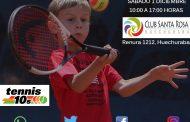 Última etapa de la temporada en Tenis 10, 12 y 14 años