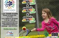 Tenis 10, 12 y 14 en Estadio Israelita