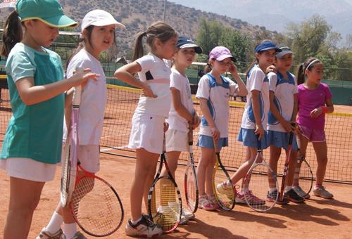 La evolución tenística de un niño en Tenis 10