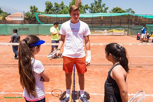 Circuito Tenis : Tenischile.com el portal del tenis chileno mañana en buin vuelve
