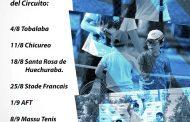 Próximas fechas del tenis 10-12