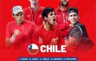 Massú dio a conocer equipo que viajará a Copa Davis en Noviembre