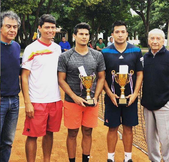 Núñez vence a Malla en la final de Linares