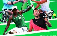 Torneo de tenis en silla de ruedas