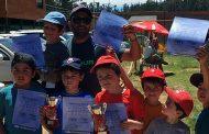 Este fin de semana se disputó la Tercera Etapa del Circuito Nacional de Tenis Escolar