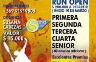 Torneo RUN en Rancagua