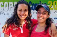 Las campeonas del Tenis Universitario compiten en la Copa Las Condes