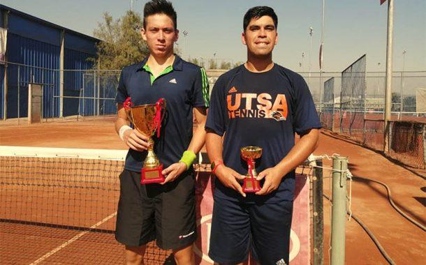 Muñoz fue campeón en Anachena