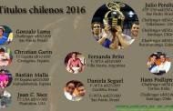 Títulos chilenos 2016