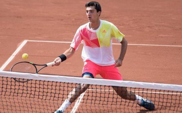 Una de las grandes promesas del tenis mundial eliminó a Tomás Barrios en challenger francés