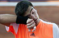 Tomás Barrios quedó eliminado en octavos de final del Challenger de Canberra