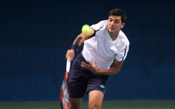 Barrios elimina a Seyboth en Zagreb y se instala en semifinales