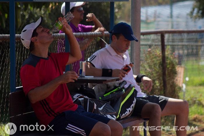Columna: La importancia del calentamiento físico antes del entrenamiento de los tenistas