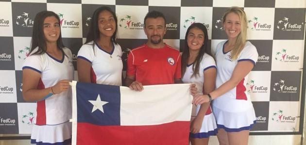 Chile vence a Venezuela y permanece en el Grupo I Americano de Fed Cup
