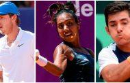 Nacionales ya tienen rivales en la primera ronda clasificatoria del US Open