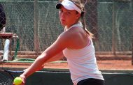Tres compatriotas se mantienen en carrera en singles de la Vendimia Cup