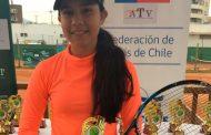 El torneo COSAT de Concón sumó nuevos vencedores en singles y dobles