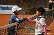 Colegio Verbo Divino albergó otra etapa del circuito Tenis 10