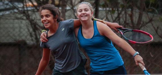 El circuito internacional junior se despide del país con dos torneos en la Región del Biobío