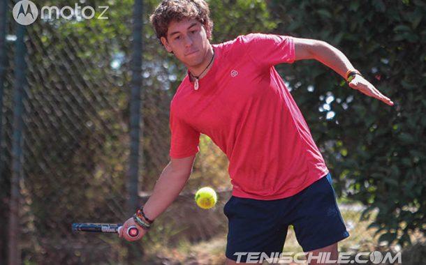 Rivas vuelve a ganar y va por el golpe de gracia en el Perú Junior Open