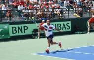 Estrella no jugará la Copa Davis ante Chile