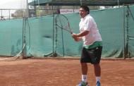 Victor Nuñez estuvo cerca, pero se inclinó en primera ronda