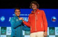 Nicolás Jarry vence a Kicker y le da el primer punto a Chile ante Argentina en Copa Davis