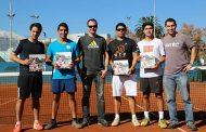 Academia W-Tenis Pro realizó interesante exhibición