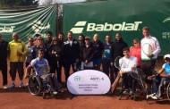 Con visita de Nicolás Massú se lleva a cabo el Wheelchair Workshop en Chile