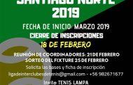 Liga de Interclubes Santiago
