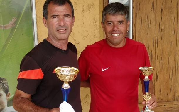 Jara, Zúñiga y Milazzoto ganan el primer nacional Senior del año